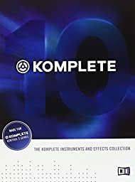 Native Instrument Komplete 10