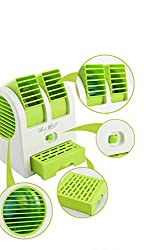 MINI FAN PORTABLE USB ELECTRIC & BATTERY OPERATED AIR COOLER
