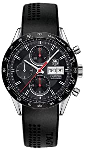 NEW TAG HEUER CARRERA DAY DATE MENS WATCH CV201H.FT6014