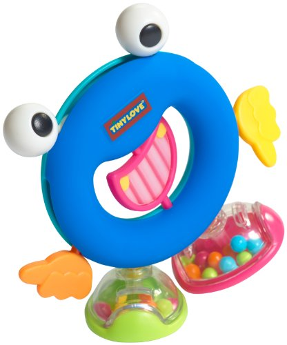Tiny Love Ring-O Rattle, Blue
