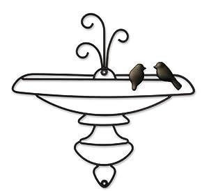 Plastec WD211DB Bird Bath