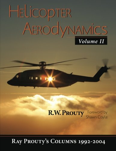 Helicopter Aerodynamics Volume Ii
