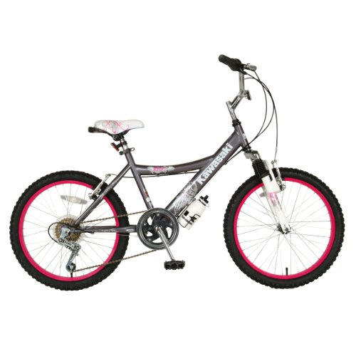 Kawasaki Girl's K20G 20-Inch Bicycle