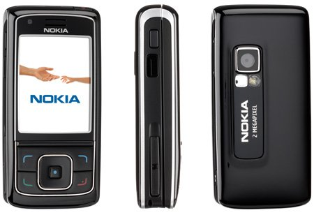 Nokia 6288 Sim- Free Mobile Phone Grade A Refurbished