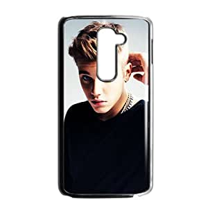 Amazon.com: KKDTT Justin bieber Phone Case for LG G2: Cell Phones