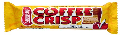 Canada Candy Coffee Crisp Chocolate Bar 10 Coffee Crisp Candy Bar Canada