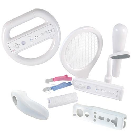 Wii 10-in-1 Sports Kit