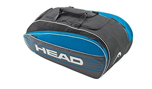 HEAD BORSONE ELITE ALL COURT Borsa da Tennis colore Blu (BLU)