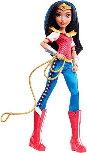 DC Super Hero Girls DLT62 - Bambola Wonder Woman