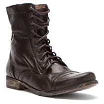 Big Sale Best Cheap Deals Steve Madden Men's Troopah2 Lace-Up BootBrown11.5 M US