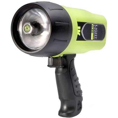 Underwater Kinetics Light Cannon Eled, Pistol Grip, Black 44652