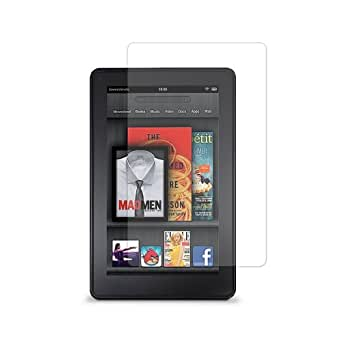 Marware Anti-Scratch Screen Protector 2-Pack With Cleaning Cloth for Kindle Fire (2nd Generation - 2012 release)