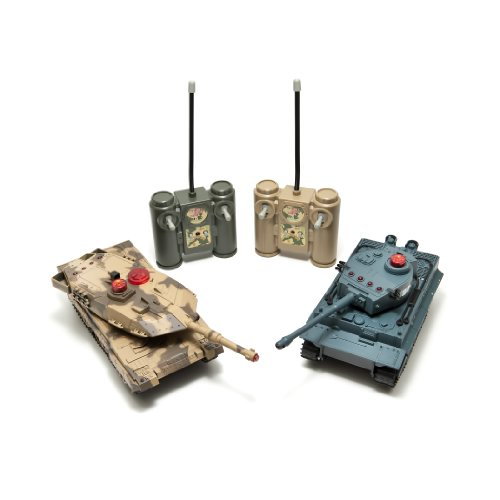 Cobra Infrared Remote Control Fighting Tanks