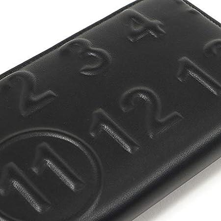 MAISON MARGIELA メゾンマルジェラ 11 S56UI0110 P1931 ラウンドファスナー長財布 T8013 メンズ T8013/ブラック [並行輸入品]