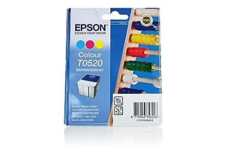 Data-Devices ACT 200 - Original Epson C13T05204010 / T0520 - Cartouche d'encre Couleur -