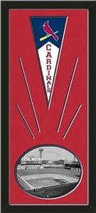 St. Louis Cardinals Wool Felt Mini Pennant & Sportsman