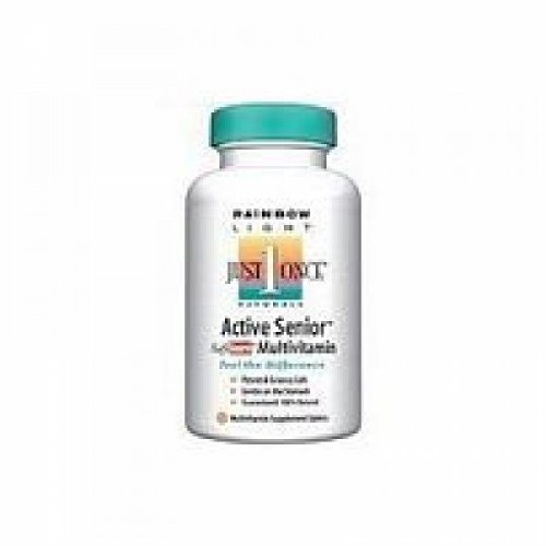 Rainbow Light Active Senior Multi Vitamin ( 1X30 Tab)