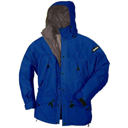 TAIGA Val d'Isere ALL-SEASON - Men's Gore-Tex Jacket Parka for Extreme Wet Weather®, MADE IN CANADA