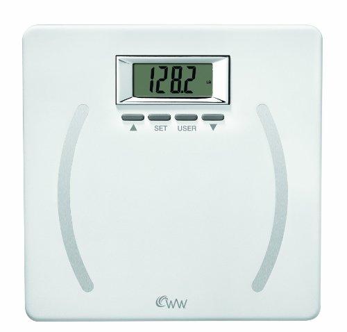 Cheap Conair WW28 Weight Watchers Body Fat Scale, Chrome (WW28)