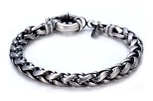 Amazon.com: Bico Cage 8 inch Chain Bracelet (FB68 8in) Tribal Surf