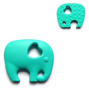 Kean Silicon Product Co Baby Teether Elephant BPA Free