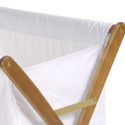 Buy Cariboo Folding Bassinet In Teak Now