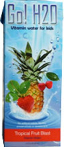 Goh2O Kids Vitamin Water (Tropical Fruit Blast)