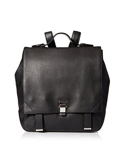 Proenza Schouler Women's Borsa Courier Bag, Black