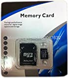 64GB Micro SDHC Class 10 Memory Card with SD Adaptor
