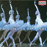 BALLET MUSIC: PAQUITA & LA BAYADERE