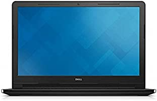 Dell Inspiron 15 3558 15.6-inch Laptop (Core i3-5005U/4GB/1TB/Windows 10/Integrated Graphics), Black With Pre-Loaded MS Office 2016