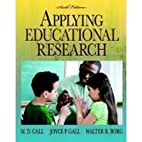 img - for Applying Educational Research: How to Read, Do, and Use Research to Solve Problems of Practice (6th Edition) [Paperback] book / textbook / text book