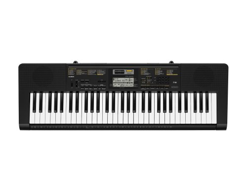 Best Deals! Casio CTK2400 61-Key Personal Keyboard with Built-In Microphone