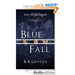 Blue Fall (The Tournament #1)