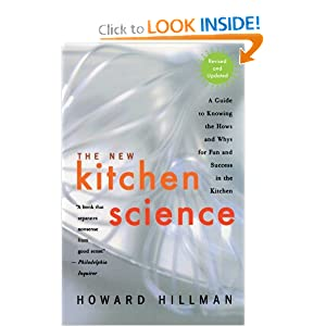 The New Kitchen Science - Howard Hillman