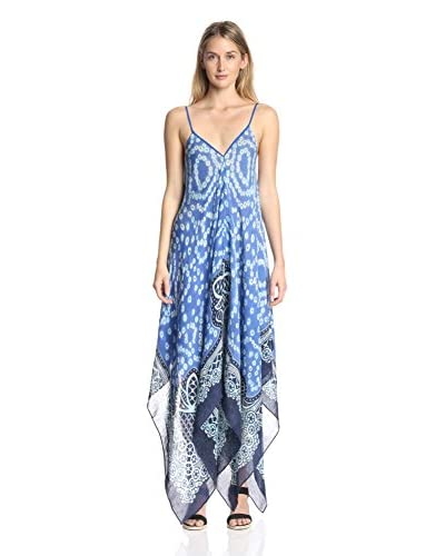 Theodora & Callum Women's Anguilla Scarf Dress