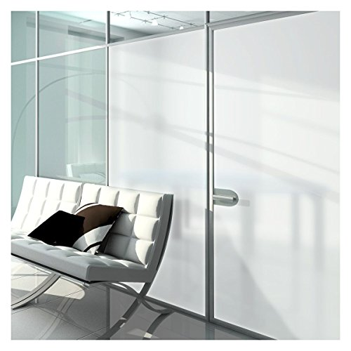 BDF MTWH Window Film White Frosted Privacy (36in X 7ft) (Frosted Window Tint Film compare prices)