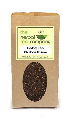 White Willow Bark Salix Alba Phulbari Assam Blend - Natural - Free Infuser - Makes 60+ Cups
