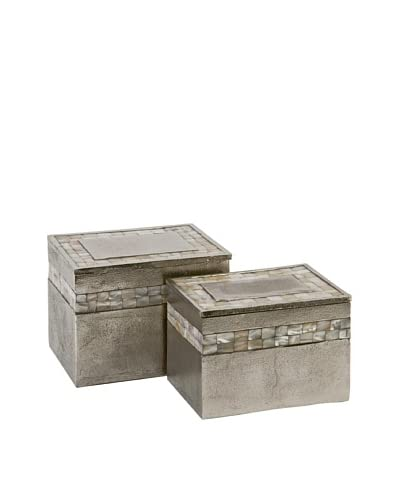 Set of 2 Hallowell Boxes