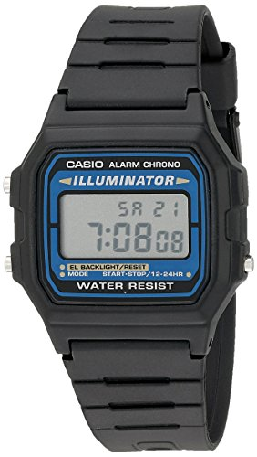 Casio F105W-1A Hombres Relojes