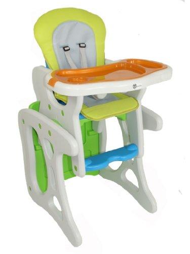 UNITED KIDS Mehrzweck Hochstuhl Aus Kunststoff Mehrfarbig