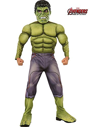 Rubie's Costume Avengers 2 Age of Ultron Child's Deluxe Hulk Costume