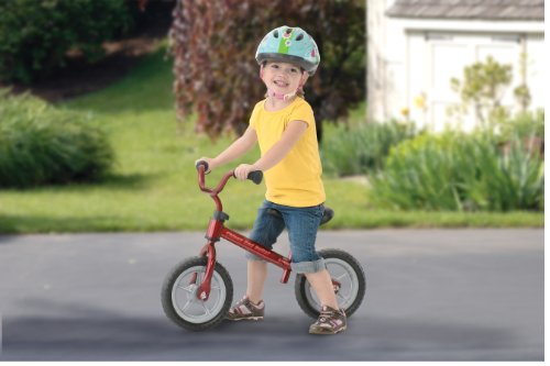 Lowest Prices! Chicco Red Bullet Balance Training Bike
