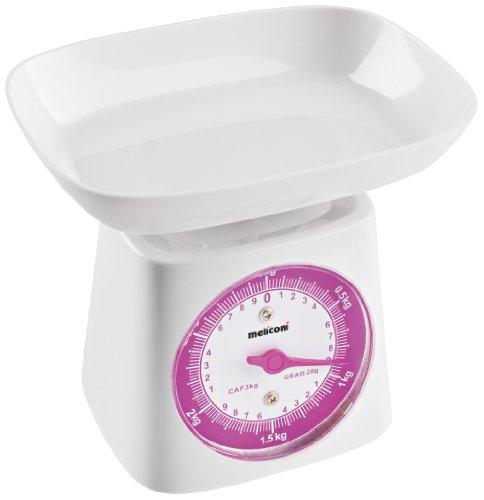Meliconi 65515003595 b scula de cocina anal gico for Basculas digitales para cocina