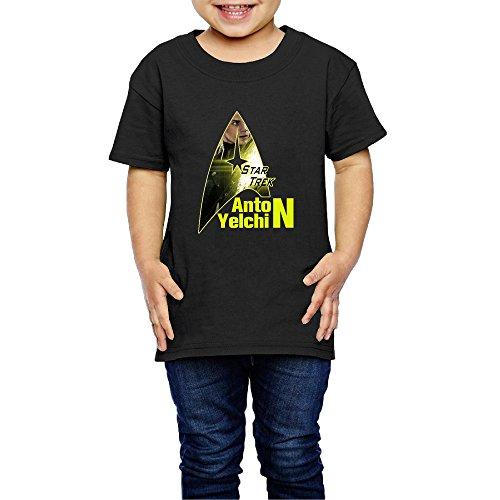 [KIDDOS Kid's American Film TV Actor Tees 3 Toddler] (Real Godzilla Costume)
