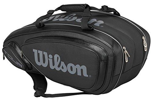 Wilson Tour V 9 Borsa, Nero