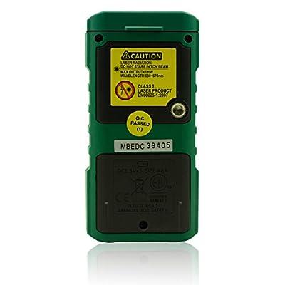 Mastech MS6414 Digital Laser Distance Measurer Meter 40m Range Finder Ruler from Mastech
