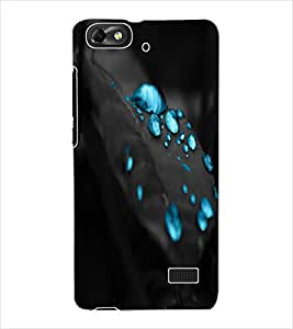 ColourCraft Heart Look Design Back Case Cover for HUAWEI G PLAY MINI