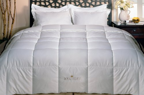 Royal Velvet 250-Thread Count Down Alternative