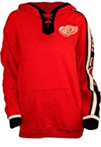 Detroit Red Wings Old Time Youth Manchester Sweatshirt